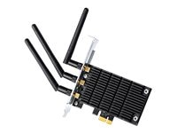 TP-LINK AC1750 11AC A B G N 2.4GHZ 5GHZ Dual Band Wireless PCI-E Adapter, ARCHER T8E, 18394837, Wireless Adapters & NICs