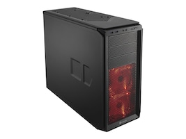 Corsair Chassis, Graphite Series 230T Compact Mid Tower ATX 4x2.5 Bays 4x3.5 Bays 3x5.25 Bays, Black, CC-9011036-WW, 16799355, Cases - Systems/Servers