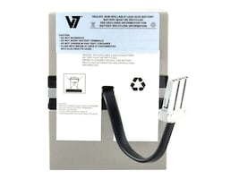 V7 Replacement UPS Battery for APC # RBC33, RBC33-V7, 21483769, Batteries - Other
