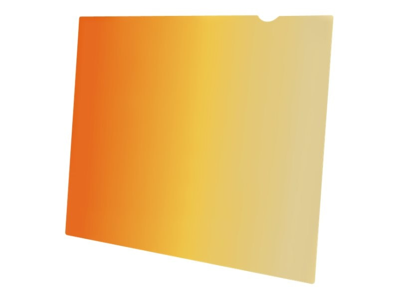 3M 13.3 Widescreen Gold Privacy Filter, GPF13.3W, 10554795, Glare Filters & Privacy Screens