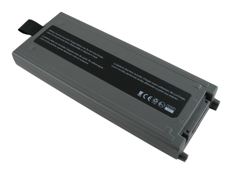 V7 6-Cell Battery Panasonic CF19 Series CF-VZSU48 CF-VZSU48U, PAN-CF19V7