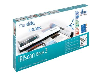 IRIS IRISCan Book Express 3, 457888, 15754972, Scanners