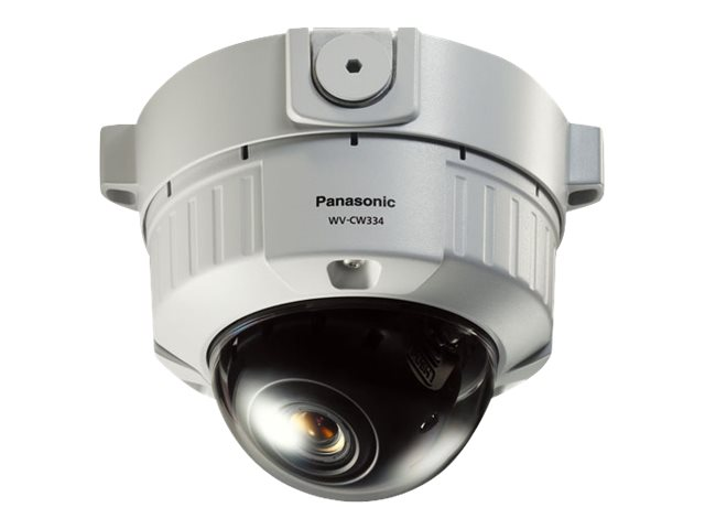 Panasonic WVCW334S Outdoor Vandal-Resistant Analog Network Camera, WVCW334S