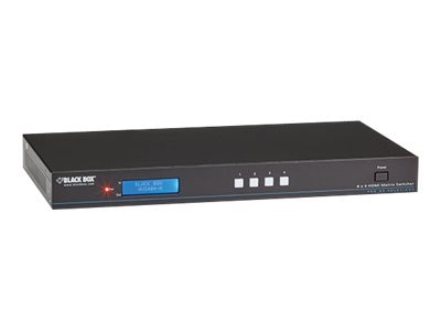 Black Box Video Matrix Switcher 4K HDMI