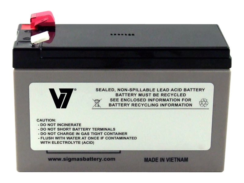 V7 Replacement UPS Battery for APC # RBC17, RBC17-V7