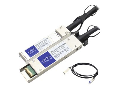 ACP-EP 10GBASE-CU SFP+ to XFP DAC  ActiveTwwinax Cable, 5M, ADD-ADAC-XFP-SFP+5M, 15797219, Cables