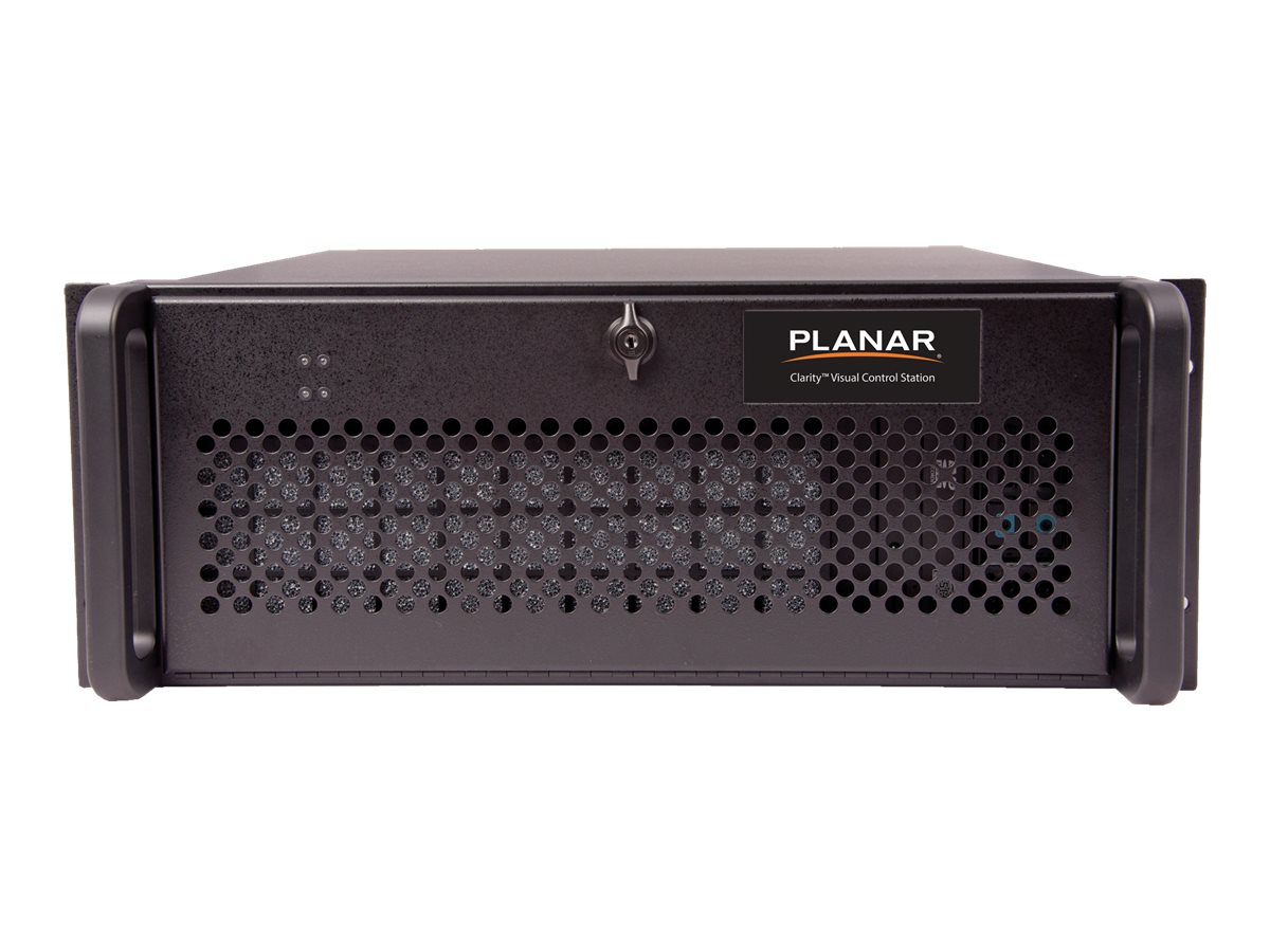 Planar Clarity VCS-8DP,4 Video Wall Processor, Core i7 8GB Win7