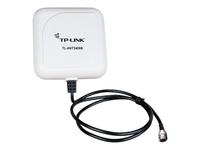 TP-LINK 2.4GHz 9dBi Outdoor Directional Antenna, N Female Connector, with 3ft Cable