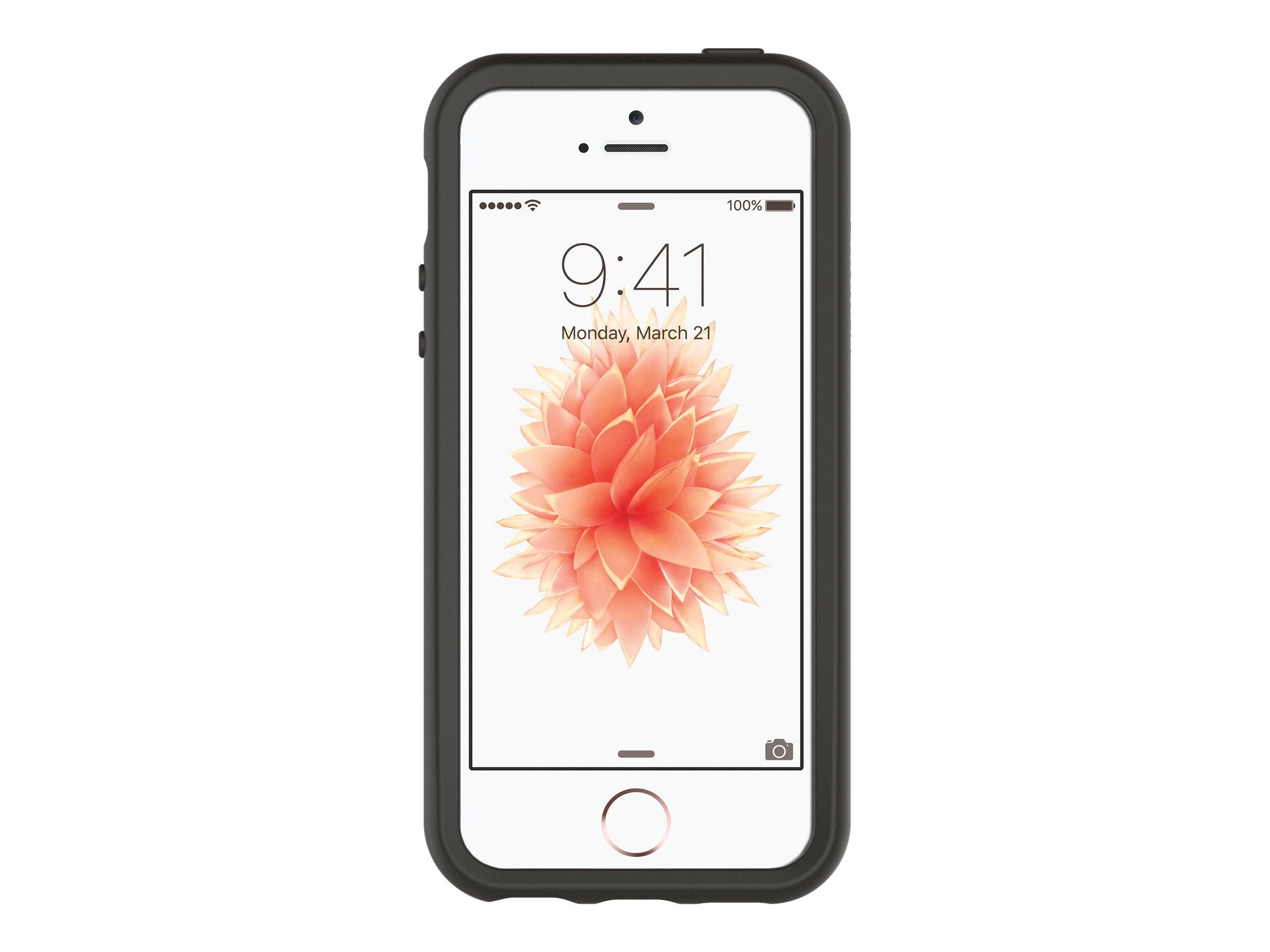 OtterBox Sym Clear iPhn 5 5S Blk Crysta