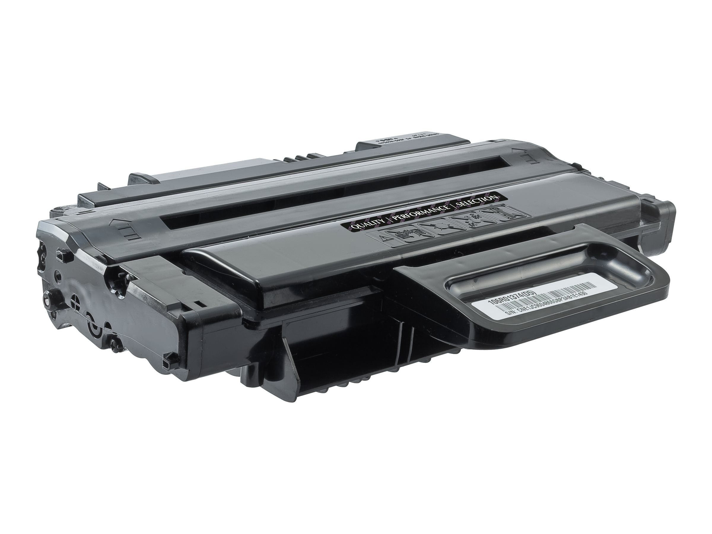 V7 106R01374 Black High Capacity Toner Cartridge for Xerox Phaser 3250, V7R374