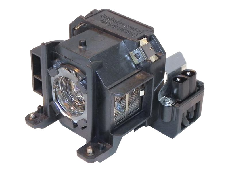 Ereplacements Replacement Lamp for EMP 1505, EMP 1700, EMP 1705, EMP 1707, EMP 1710, EMP 1715, EMP 1717, EX 100, ELPLP38-ER, 16147517, Projector Lamps