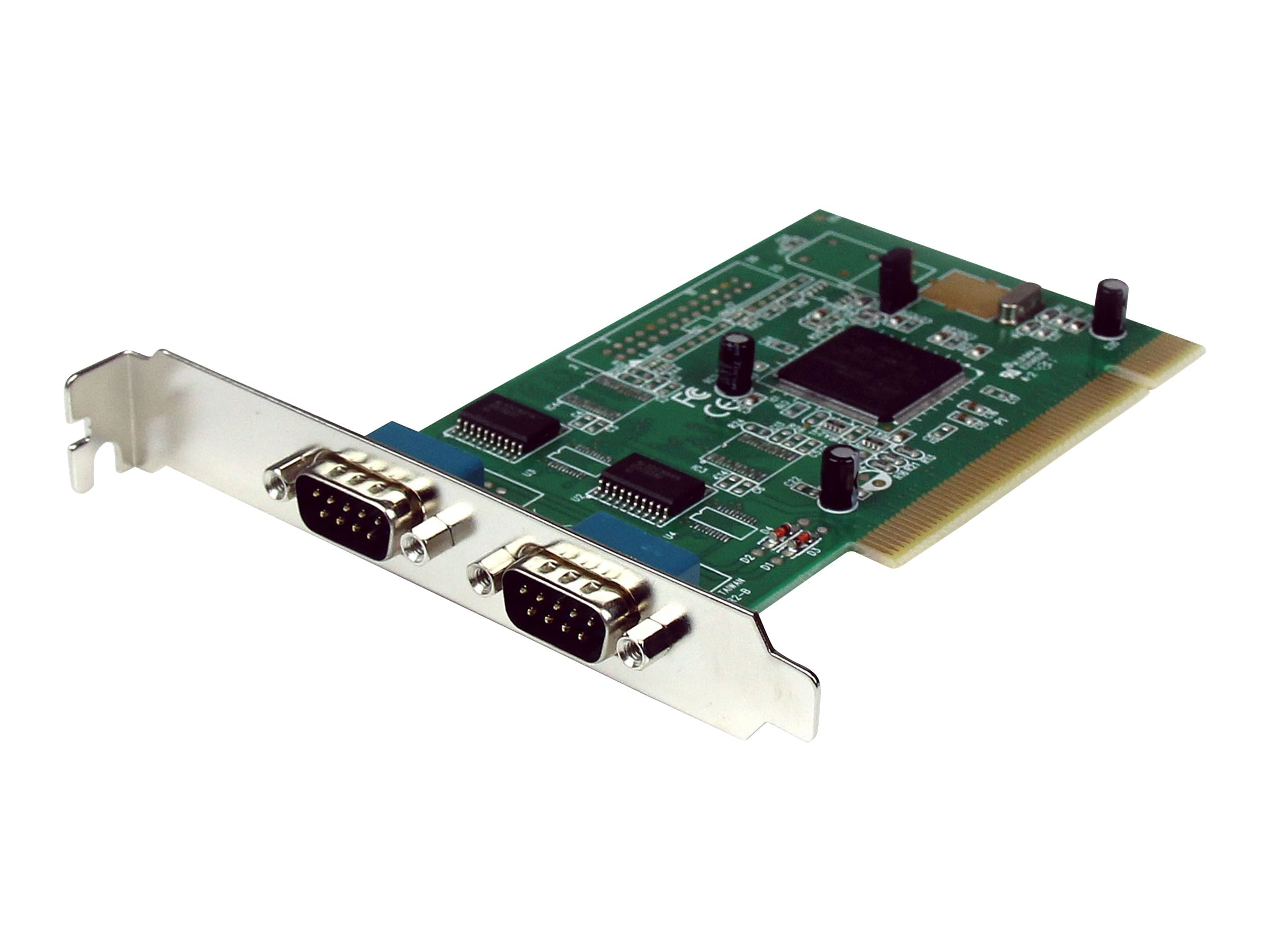 StarTech.com 2-port 16950 PCI Serial Card, PCI2S950, 253274, Storage Controllers