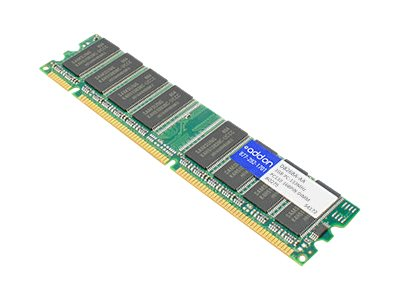 ACP-EP 1GB PC133 168-pin DDR SDRAM RDIMM for Select Models, D8268A-AA, 18198545, Memory