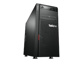Lenovo TopSeller ThinkServer TD340 Intel 2.4GHz Xeon, 70B7002KUX, 16798539, Servers