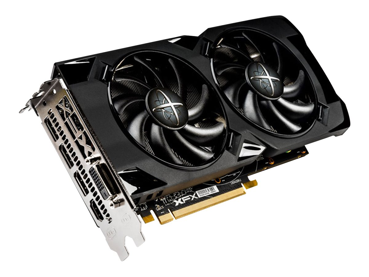 Pine Radeon RX 480 PCIe 3.0 Graphics card, 8GB GDDR5
