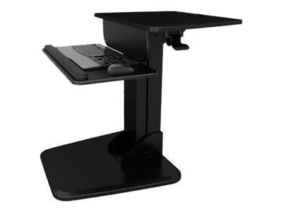Atdec Freestanding Sit to Stand Workstation, A-STSFB
