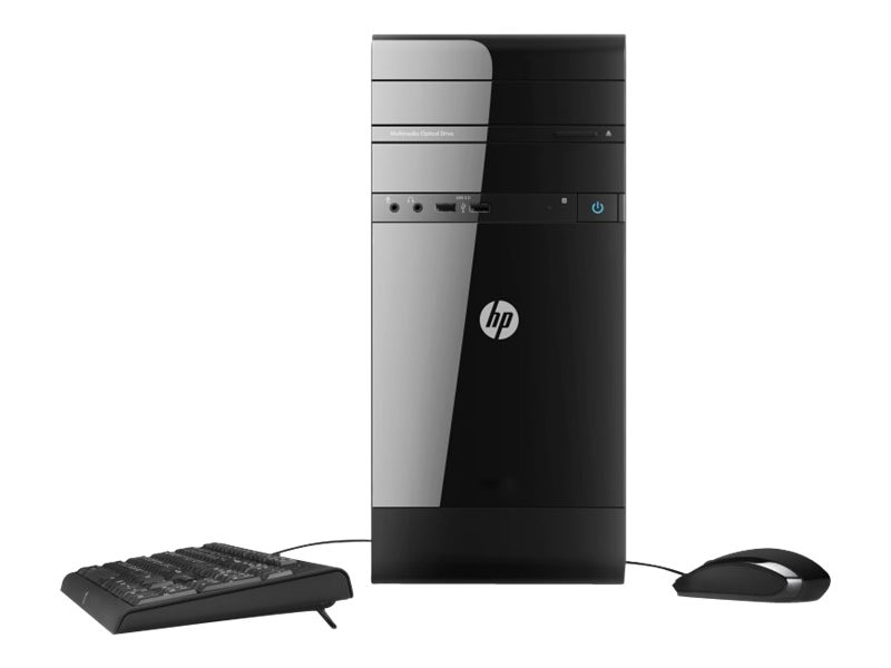 HP Pavilion p2-1310 : 1.7GHz E2 series 4GB RAM 500GB hard drive