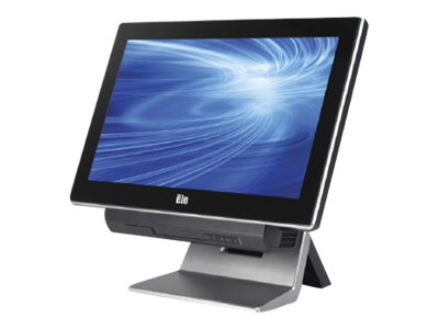 ELO Touch Solutions 19C2 19' Widscreen LED Cedarview Fanless Atom AccuTouch Win 7 Pro Gray, E284600, 17044376, POS/Kiosk Systems