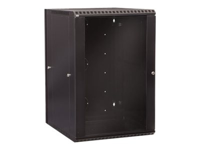 Kendall Howard 18U LINIER Swing Out Wall Mount Cabinet, 3130-3-001-18, 12067798, Racks & Cabinets