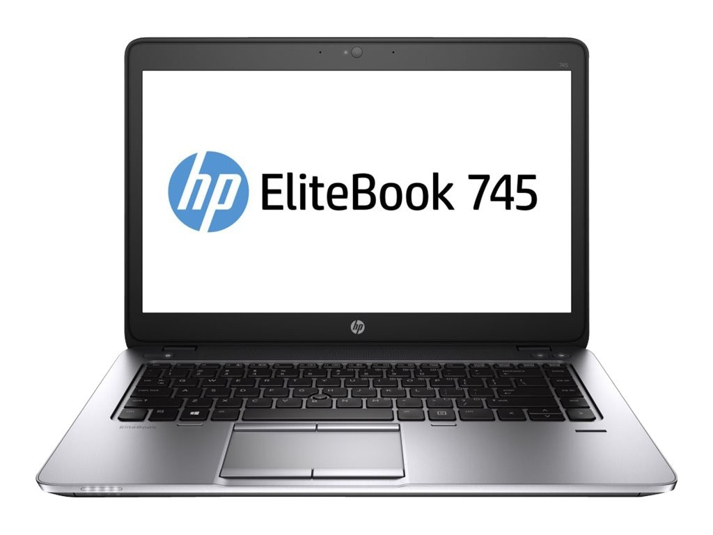 HP EliteBook 745 G2 2.1GHz A10 Pro 14in display, J5N79UA#ABA