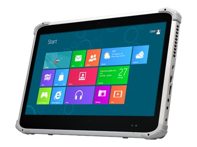 DT Research 313H Mobile Medical Tablet, 13.3, White