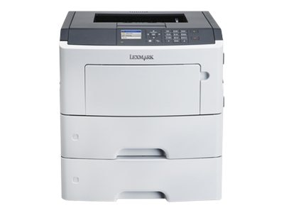 Lexmark MS610dtn Monochrome Laser Printer (TAA Compliant), 35ST450