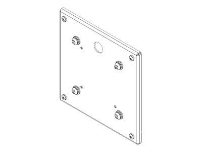 Chief Manufacturing F-Series Mount Interface Bracket for Sharp, Trutech, and Zenith Displays, FSB4226B, 7495456, Stands & Mounts - AV