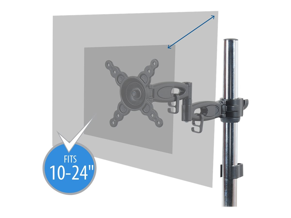 V7 Telescopic Desk Mount, DS2DA-2N