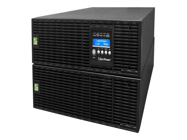 CyberPower Smart App Online 6000VA 5400W 6U Rack Tower UPS, LCD Control Panel, OL6000RT3U
