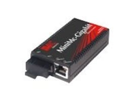 IMC MiniMc-Gigabit TX SX-MM850-SC, 300M 1000MB Copper 1000MB Fiber, 855-10730, 7641169, Adapters & Port Converters