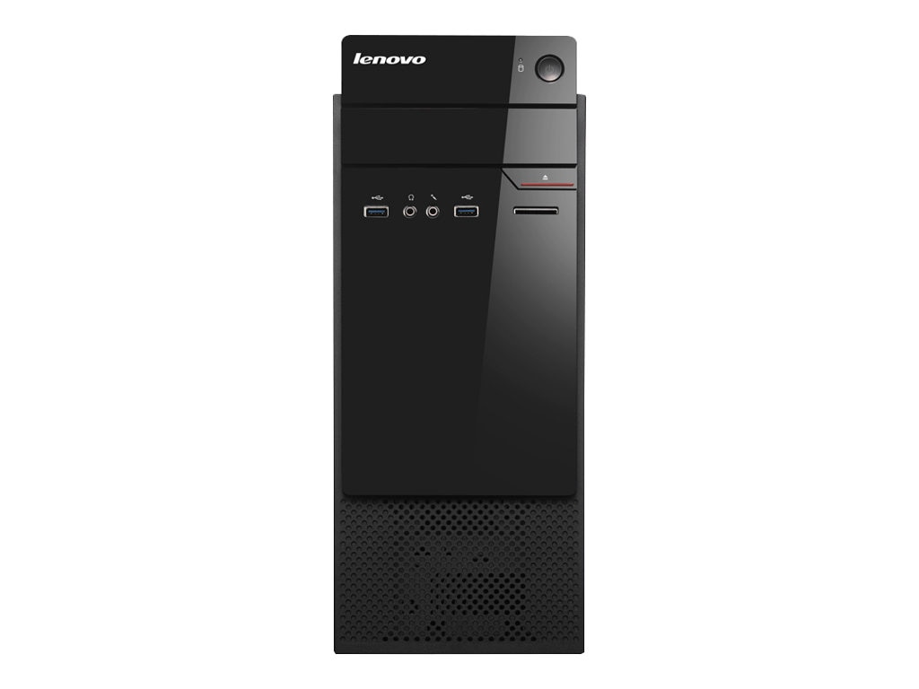 Lenovo TopSeller S510 Tower Core i3-6100 3.7GHz 4GB 500GB HD530 DVD+RW GbE W7P64-W10P, 10KW002BUS
