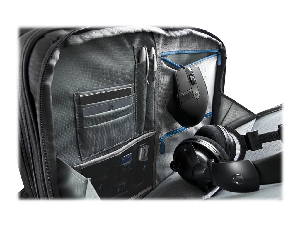Mobile Edge Alienware Vindicator 18 Briefcase, AWVBC18, 16744485, Carrying Cases - Notebook