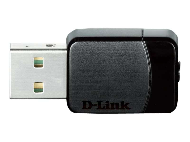 D-Link Wireless AC Dual Band USB Adapter, DWA-171, 15676433, Wireless Adapters & NICs