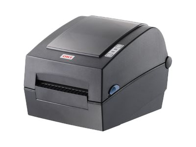 Oki LD630D Direct Thermal Serial LAN USB Label Printer, 62307703