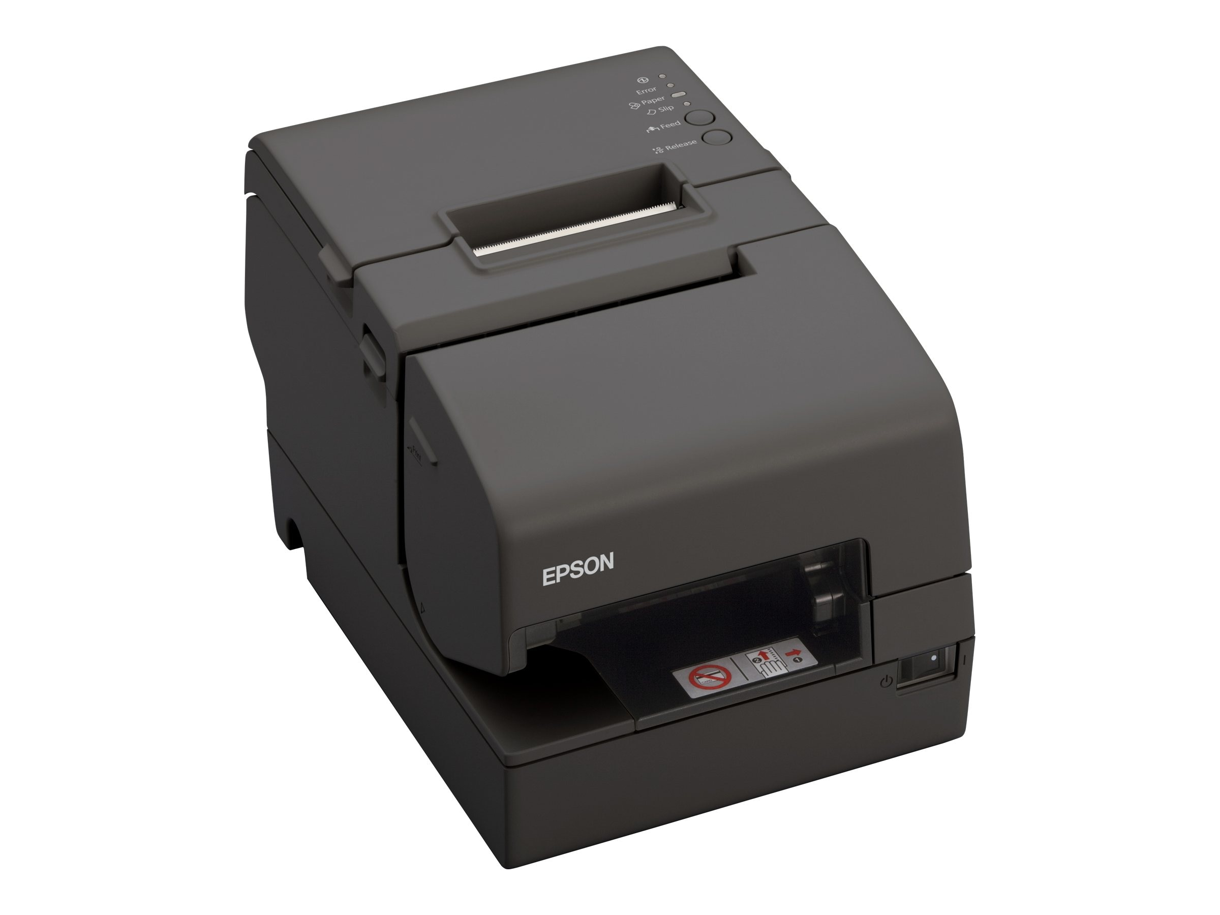 Epson TM-H6000IV MICR Endorsement Serial & USB Multifunction Printer, C31CB25024, 12899578, Printers - POS Receipt