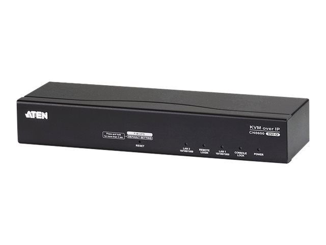 Aten 1-Port DVI KVM-over-IP
