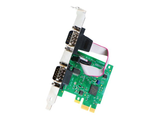 Brainboxes Intashield PCIe 1+ 1 x RS232 Serial Card, IX-200