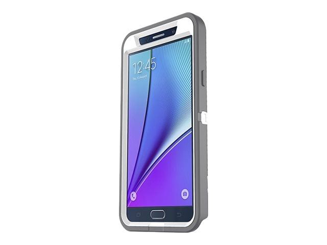 OtterBox Defender for Samsung Galaxy Note 5, Glacier
