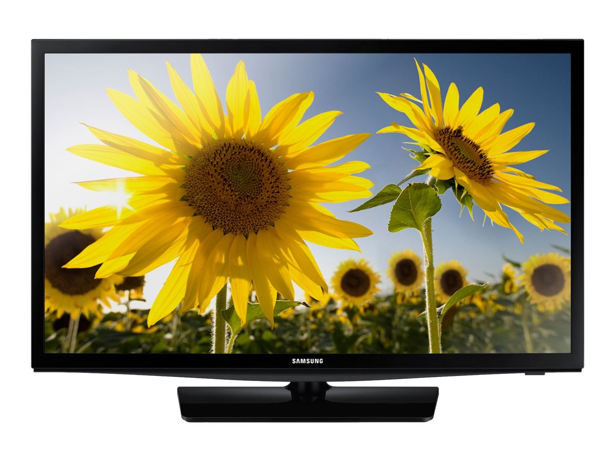 Scratch & Dent Samsung 23.6 T24D310NH LED-LCD Monitor, Black, T24D310NH, 31009497, Monitors - LED-LCD