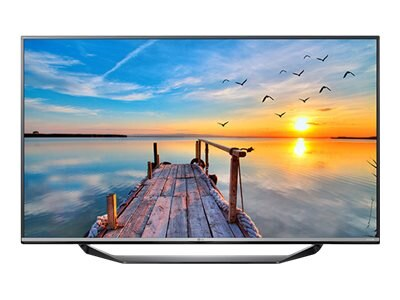 LG 64.5 UX340H 4K Ultra HD LED-LCD Commercial TV, Black, 65UX340H, 28347786, Televisions - LED-LCD Commercial