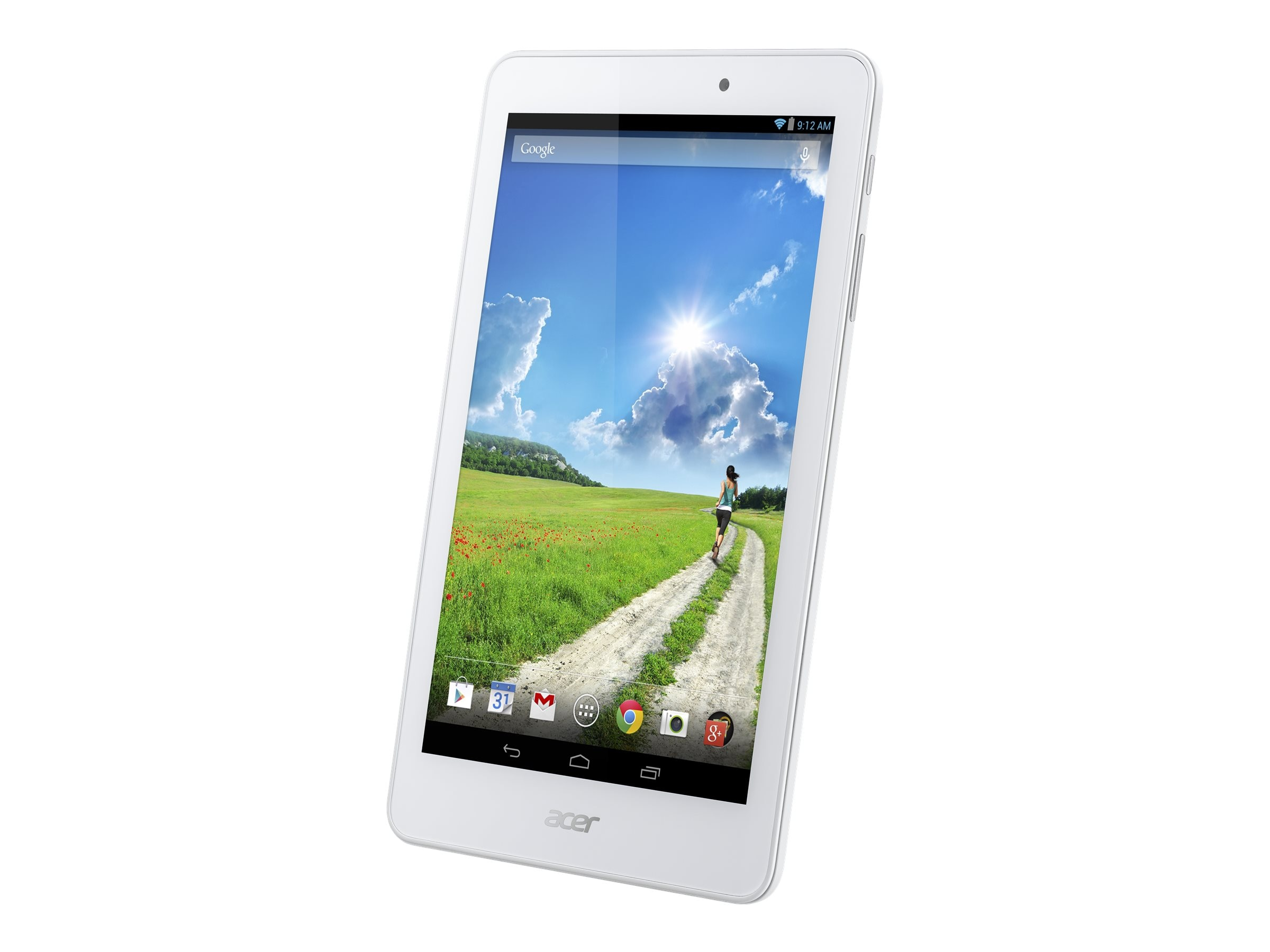 Acer Iconia One B1-810-17KK 1.33GHz processor Android 4.4 (KitKat), NT.L92AA.001, 18420530, Tablets