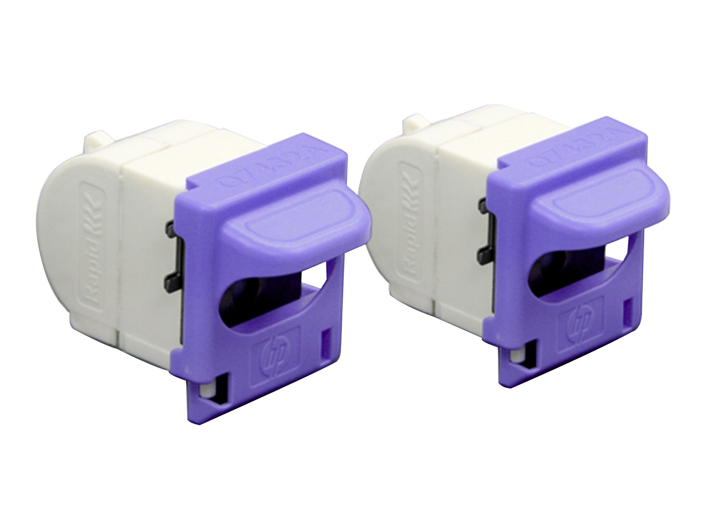 HP Staple Cartridge, 2 Pack, Q7432A, 7782720, Office Supplies