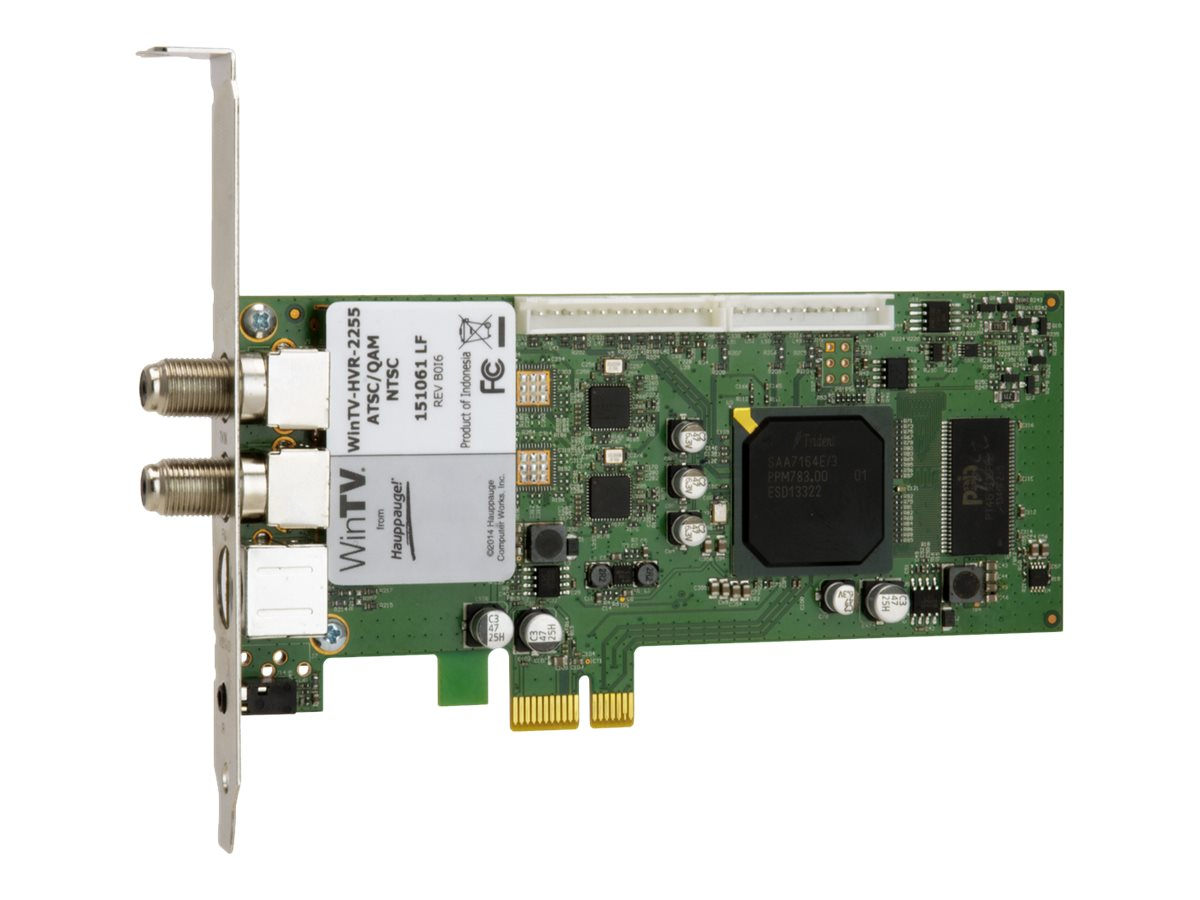Hauppage WINTV-HVR-2250 PCIe MC Kit, 1213, 8900978, Video Capture Hardware