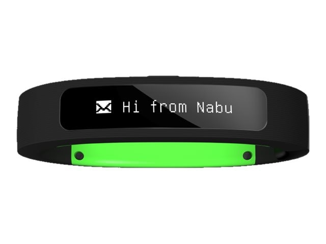 Razer RAZER NABU 2015 SMARTBAND BLACKACCSMEDIUM LARGE, RZ15-01520600-R3U1, 30857291, Computer Gaming Accessories