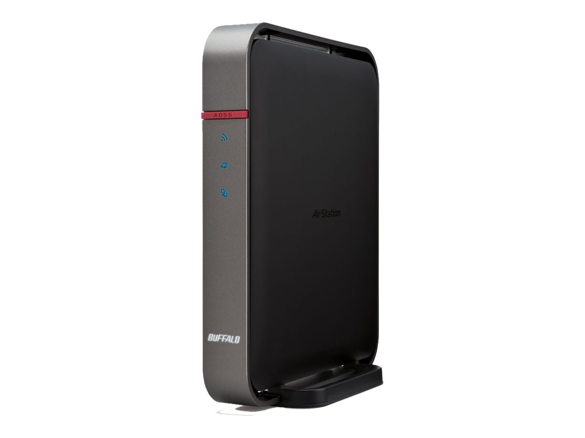 BUFFALO AirStation Extreme AC 1750 Gigabit Simultaneous Dual Band Wireless Router, WZR-1750DHP, 15801302, Wireless Routers