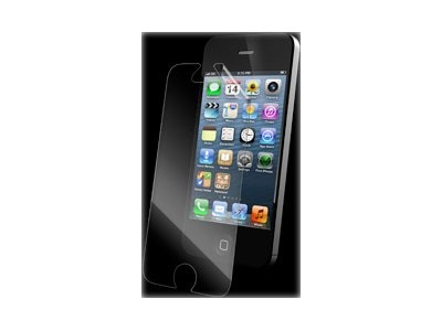 Zagg Invisibleshield High Definition Screen for iPhone 5 5S 5C, HDAPLIPHONE5S, 31195728, Protective & Dust Covers