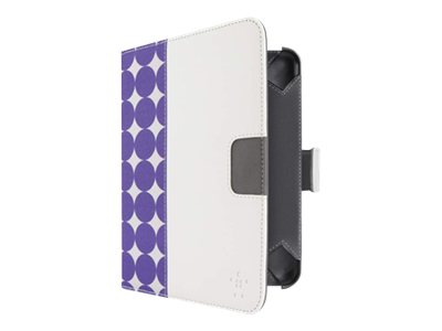Belkin Mod Cover with Stand for Kindle Fire HD 7, Overcast, F8N889TTC02, 14972054, Carrying Cases - Tablets & eReaders