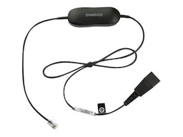 Jabra GN 1200 SmartCord, 20in, 88001-99, 6765881, Cables
