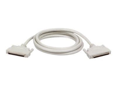 Tripp Lite External Double Shielded SCSI Cable, HDDB68 M-M, 6ft