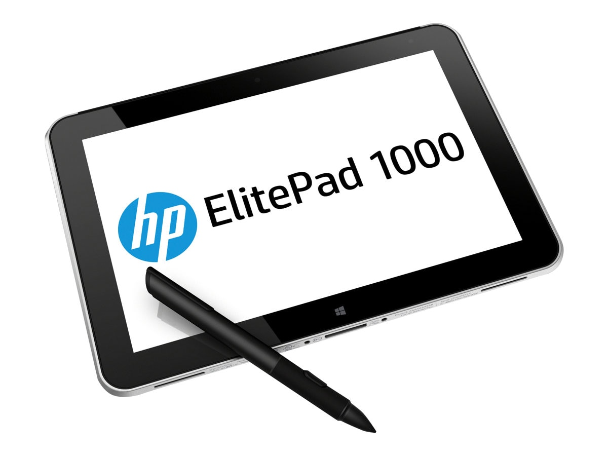 HP ElitePad 1000 G2 1.59GHz processor, G4T20UT#ABA